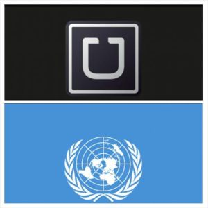 uber & United Nations